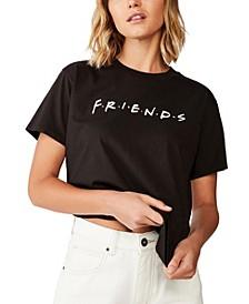Classic Friends Logo T-Shirt