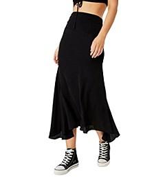 Tahli Midi Skirt