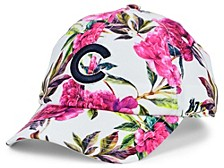 Chicago Cubs Girls Peony Clean Up Cap
