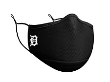 Detroit Tigers Black Team Face Mask