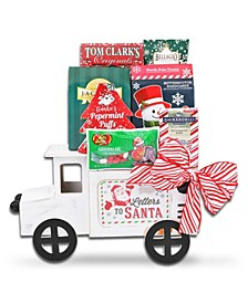 Letters To Santa Gift Basket