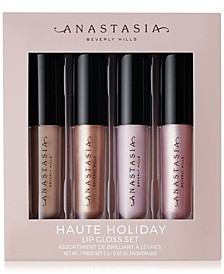 4-Pc. Haute Holiday Mini Lip Gloss Set