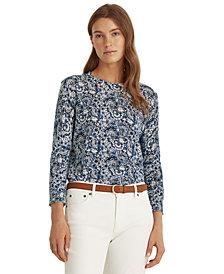 Lauren Ralph Lauren Floral Sweater