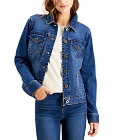 Classic Denim Jacket, Created for Macy's