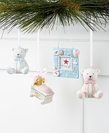 Baby's First Ornament Collection, Created for Macy's