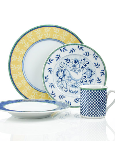 Villeroy & Boch Dinnerware, Switch 3 Collection