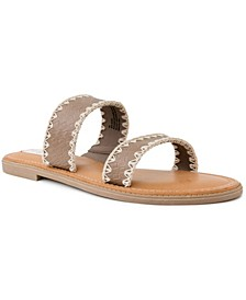 Women's Intent Two-Band Sandal Slide