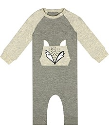 Organic Baby Boy 1-Piece Nate Coverall