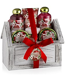 Pomegranate Home Spa 6 Piece Gift Set (38% Off) -- Comparable Value $40