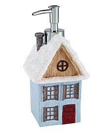 Christmas Village Lotion Pump