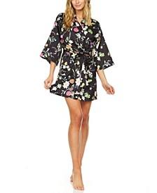Women's Gabrielle Printed Kimono