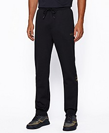 BOSS Men's Halko Regular-Fit Jogging Pants