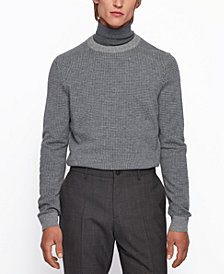 BOSS Men's Maddeo Slim-Fit Sweater