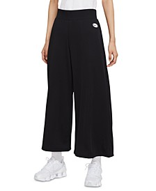 Women's Femme Cropped Wide-Leg Pants