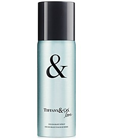 Men's Tiffany & Love Deodorant Spray, 5-oz.