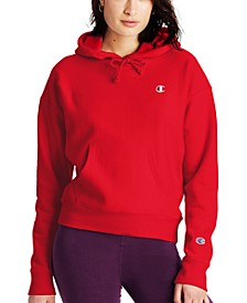 Women's Embroidered Logo Hoodie