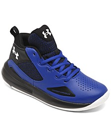 Little Boys GS Lockdown 5 Basketball Sneakers from Finish Line