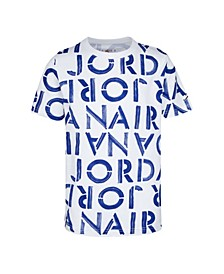 Big Boys Stencil Logo T-shirt