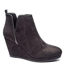 Women's Volcano Wedge Ankle Booties