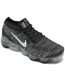 Women's Air VaporMax Flyknit 3 Running Sneakers from Finish Line