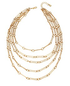 Link Layered Necklace