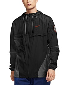 Men's Full-Zip Training Jacket