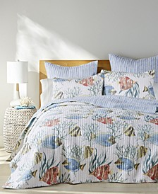 Andros Quilt Set, King