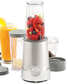 Bella 13330 Rocket Blender 12 Piece Set