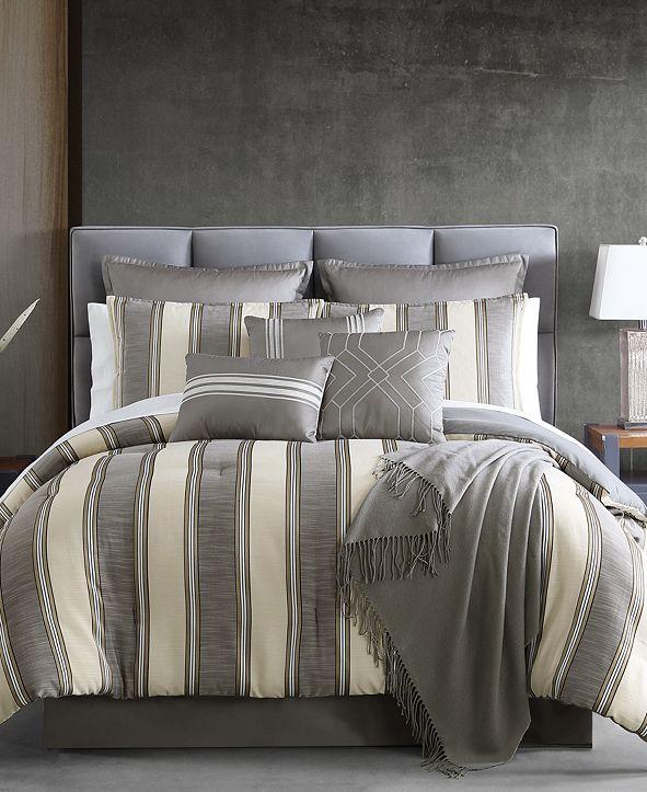 Hallmart Collectibles Amnon 14-Pc. California King Comforter Set