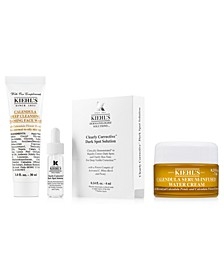 Receive a FREE 3-PC Gift with any $85 Kiehl's Purchase