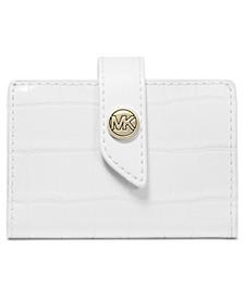 MK Charm Small Tab Card Case