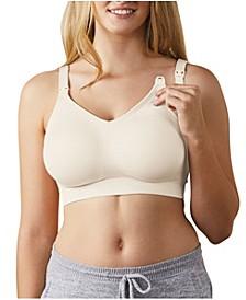 Body Silk Women's Seamless Nursing Bra
