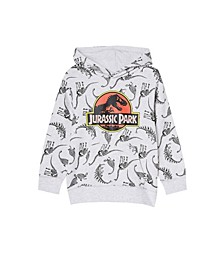 Toddler Boys Batman, Jurassic Park Skeletons and Ice Cube Merch License Sweatshirt
