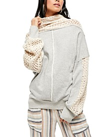Beach Bonfire Swit Sweater
