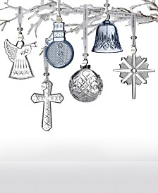 2020 Crystal Ornament Collection