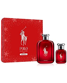 Men's 2-Pc. Polo Red Eau de Parfum Gift Set