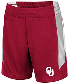 Oklahoma Sooners Toddler Rubble Shorts