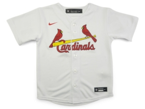 Nike St. Louis Cardinals Infant Official Blank Jersey