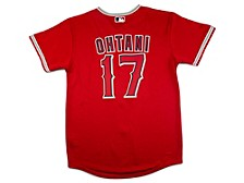 Youth Los Angeles Angels Shohei Ohtani Official Player Jersey