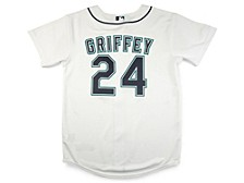 Youth Seattle Mariners Ken Griffey Jr.Official Player Jersey