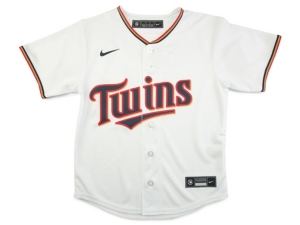 Nike Youth Minnesota Twins Official Blank Jersey