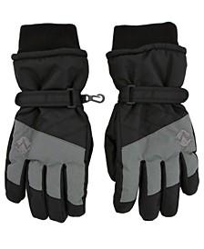 Big Kids Ski Gloves