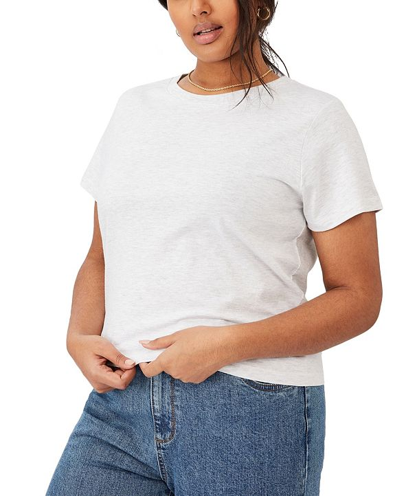 COTTON ON Trendy Plus Size The One Baby T-shirt
