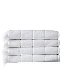 Mirage Collection Bath Towels 4-Pack