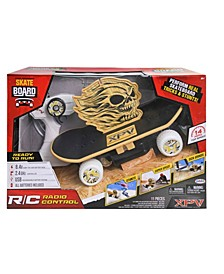 Extreme Performance Radio Controlled Skateboard (43% Off) -- Comparable Value $34.99