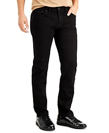 INC Men's Slim Straight Jeans, Created for Macy's