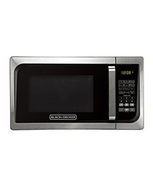 EM925ACP-P1 0.9-Cu. Ft. Pull Handle Microwave