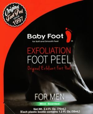 Exfoliation Foot Peel For Men