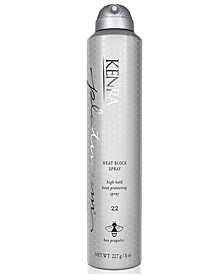 Heat Block Spray 22, from PUREBEAUTY Salon & Spa 8 oz.