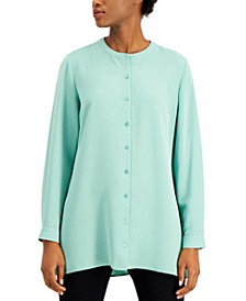 Button-Down Tunic Top, Created for Macy's
